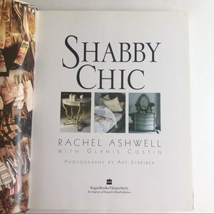 Accents - Shabby Chic by Rachel Ashwell